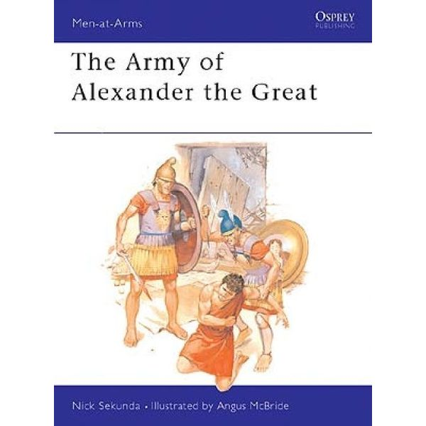 Osprey: Army of Alexander den Store