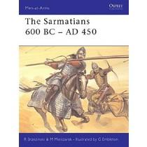 Osprey: the Sarmatians 600 BC - AD 450