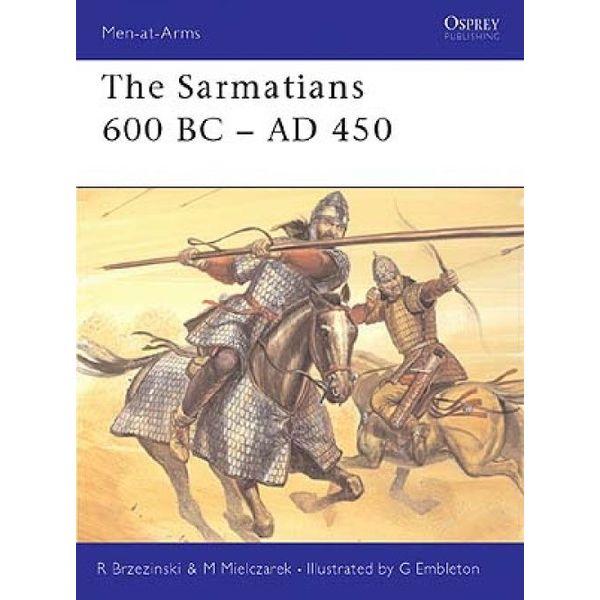Osprey: Den sarmaterne 600 f.Kr. - AD 450