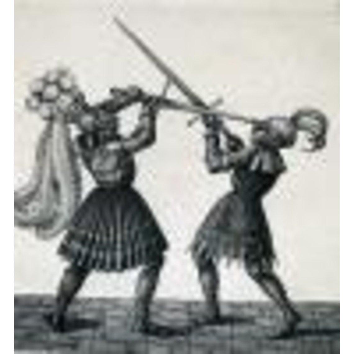 Deepeeka Spada da una mano e mezza del XVI secolo