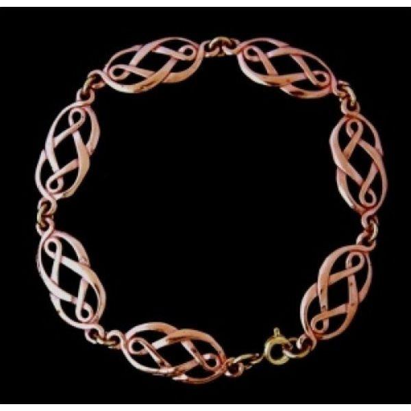 Knyttede Keltisk håndleddet armbånd