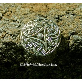 triskelion broche Celtic