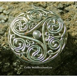 Celtic Brosche triskelion