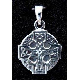 Croce celtica argento