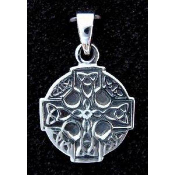 Keltisk tværs sølv