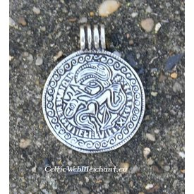Viking bracteate, Replik