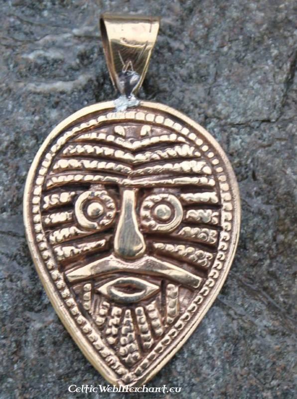 Birka Viking Gesicht
