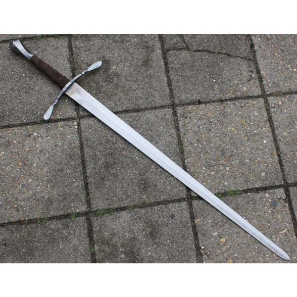 Mão-and-a-half Arjan espada