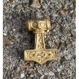 Deepeeka Martello di Thor di ottone Ödeshög