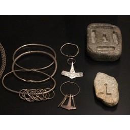 Rømersdal Thorshamer met ring