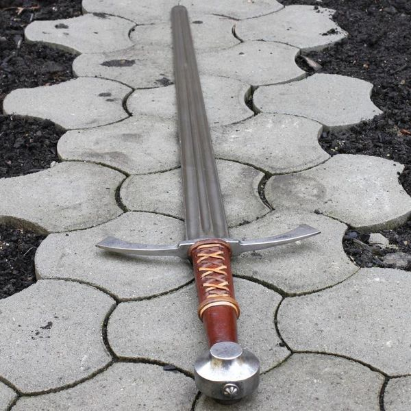 kovex ars Gothic hand-and-a-half sword Wolfram