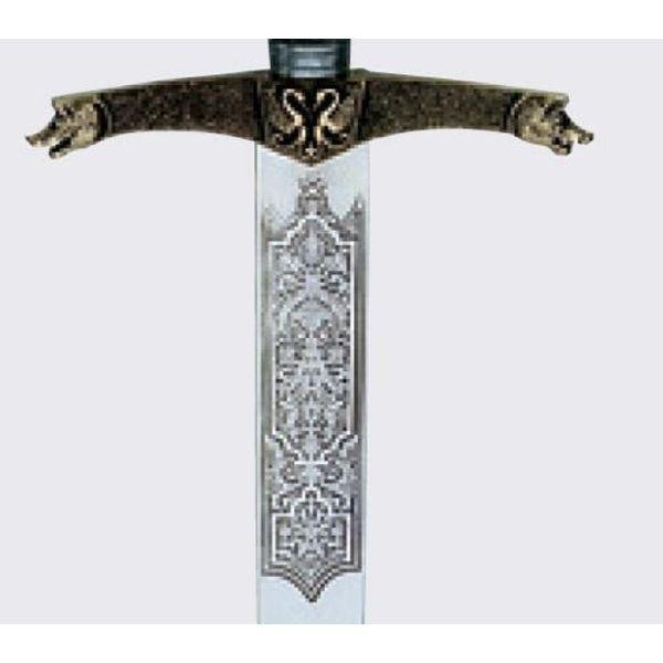 Heraldisch zwaard