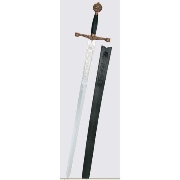 1400-talet spanska dekoration svärd