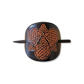 Celtic szpilka Joan czarny