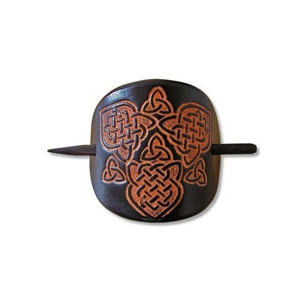 Keltisk hårnål Joan sort