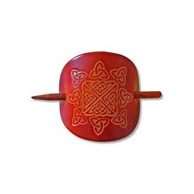 Keltisk hårnål Nuala brun