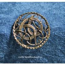 Broche Viking, Serpent Midgard