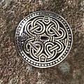 Fibule circulaire, style Borre, Birka