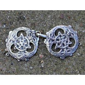 To foldet Keltisk lukning