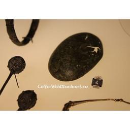 Schildkröten-Brosche Dorestad