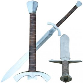 To-hånds broadsword