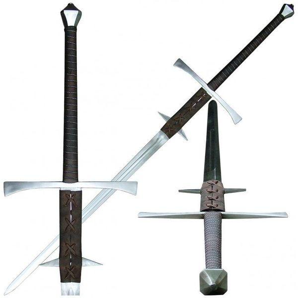 Fabri Armorum Zweihand-Renaissance Schwert Baldwinus