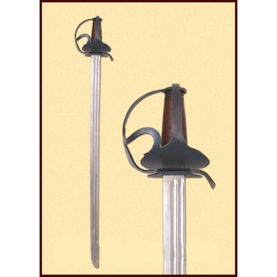 Armour Class Londen Tower zwaard 17de eeuws