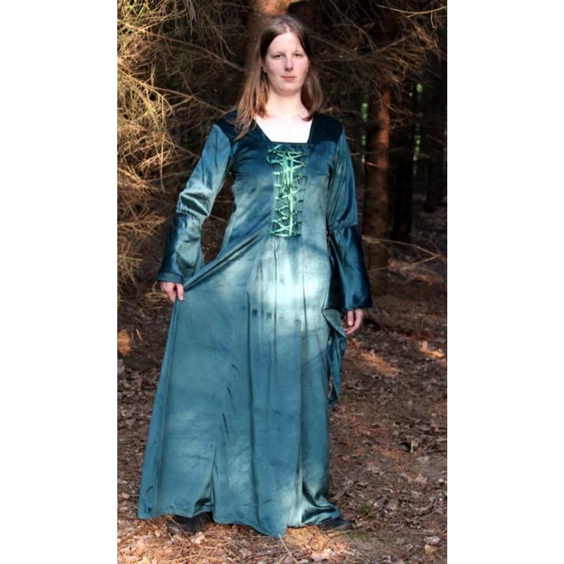 Leonardo Carbone Vestido verde Aline