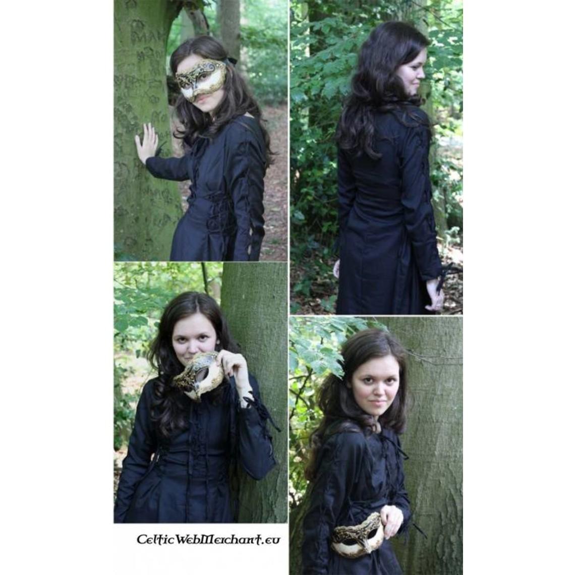Leonardo Carbone Vestido Fea negro
