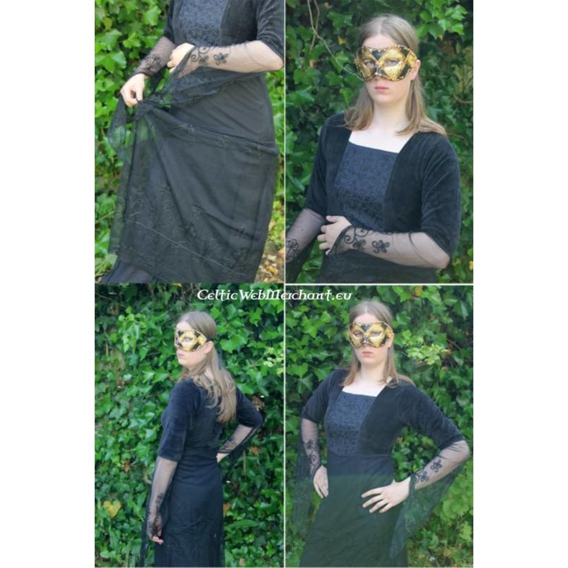 Leonardo Carbone Vestido Isobel negro
