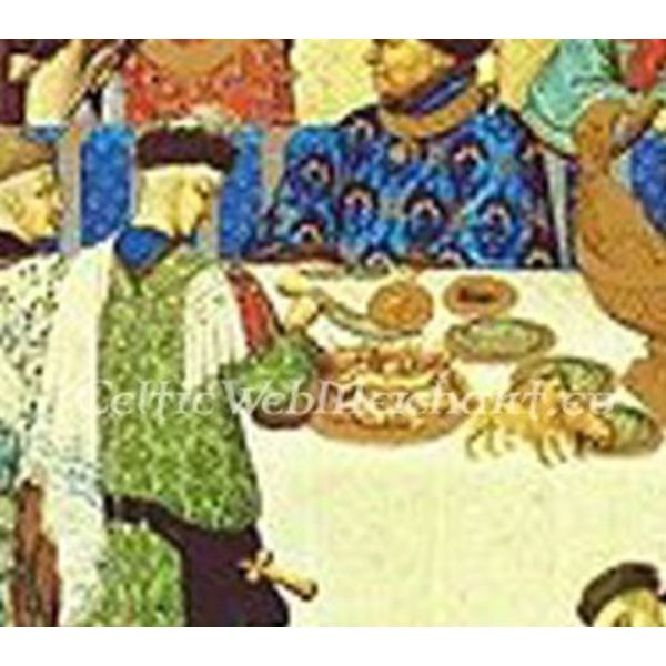 Ulfberth faca de cozinha do século 15