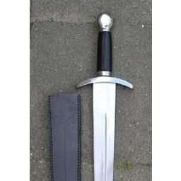Medieval short sword , battle-ready (blunt 3 mm)