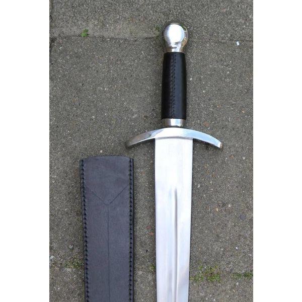 Deepeeka Medieval kort sværd (kamp-klar)
