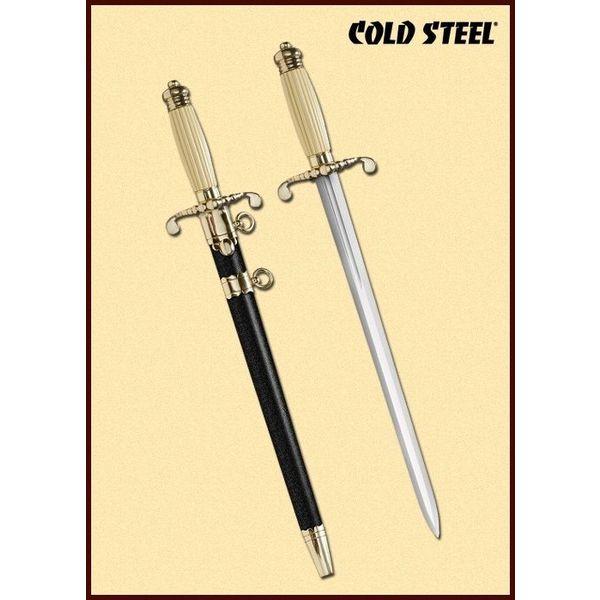 Cold Steel Poignard d'officier, Cold Steel