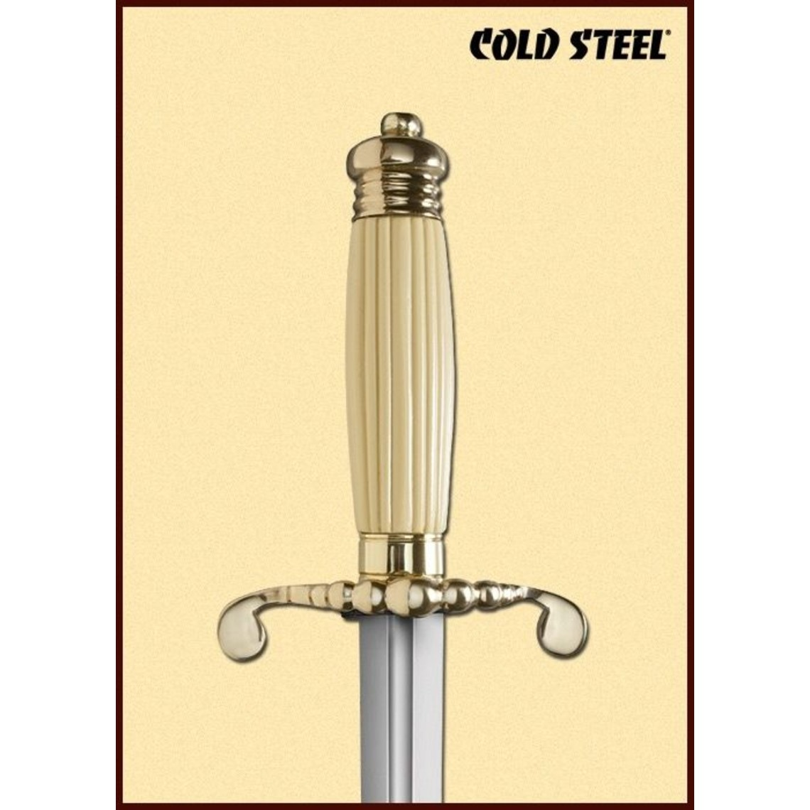 Cold Steel Daga de oficial Cold Steel