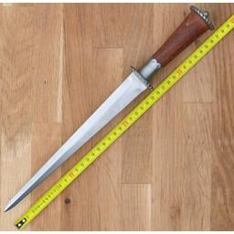 Dague de rondel du 15ème siècle