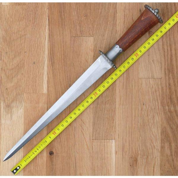 Fabri Armorum Dague de rondel du 15ème siècle