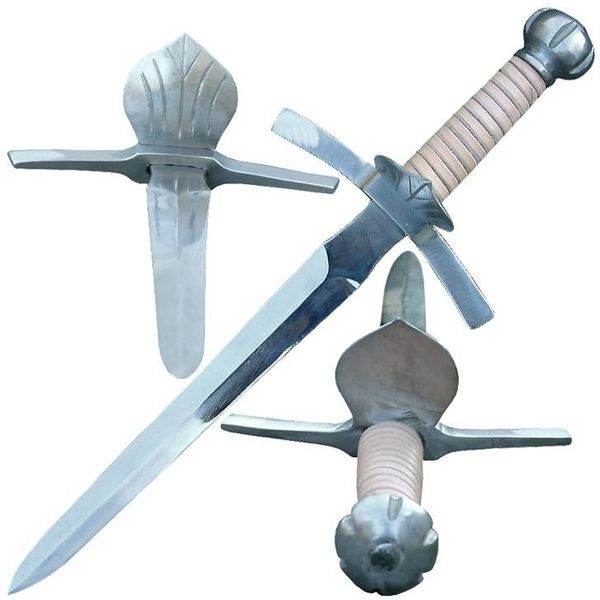 Fabri Armorum Renaissance dagger with guard