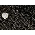 Ulfberth Maliënchausses, platte ringen - ronde klinknagels, 8 mm