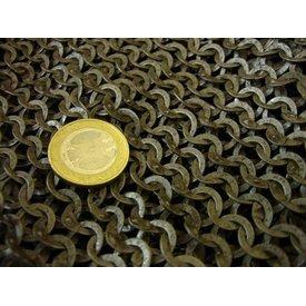 Ulfberth 1 kg fladskærms ringe, kile nitter, 8 mm