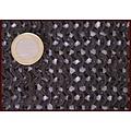 Ulfberth Cuffia con scollatura quadrata, anelli piatti-rivetti a cuneo 8mm