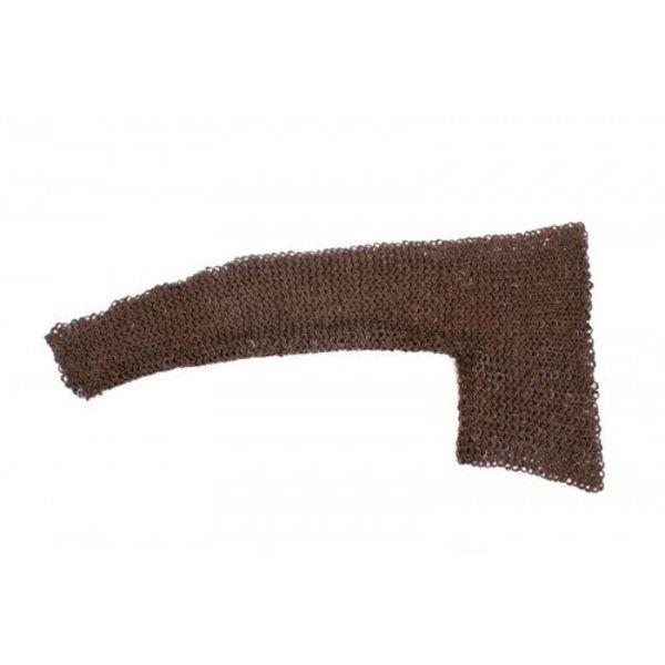 Ulfberth Para osłony kolcze na ramiona, płaskie Pierścienie - nity klinowe 8 mm