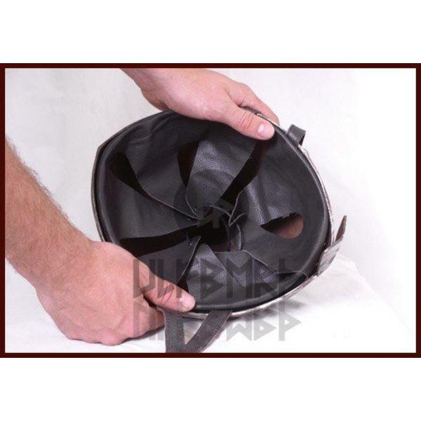 Ulfberth Leather helmet inlay