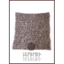 Ulfberth Pièce romaine de cotte de maille, 20 x 20 cm