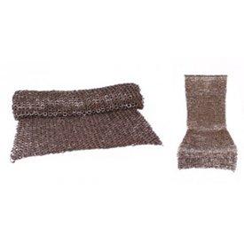 Ulfberth Kedja post kjol, blandade ringar, 6 mm