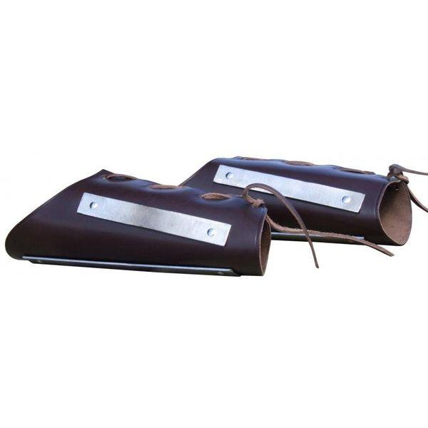 armskinner Læder-stål