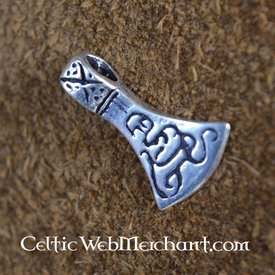 Germanic axe pendant