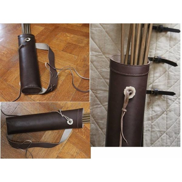 Brown quiver
