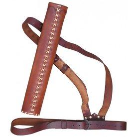 Carquois de luxe avec ceinture