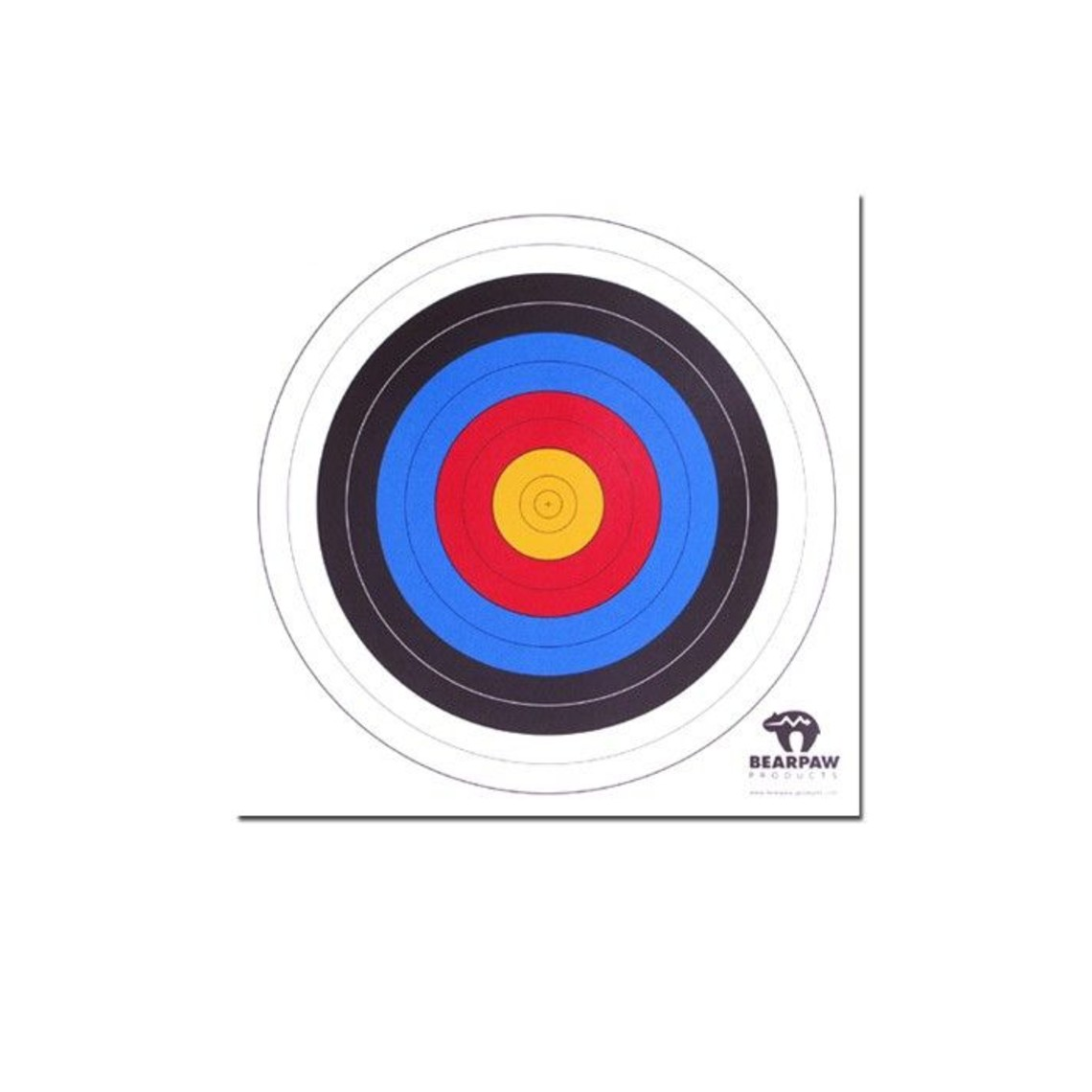 Obiettivi di carta 10 pezzi